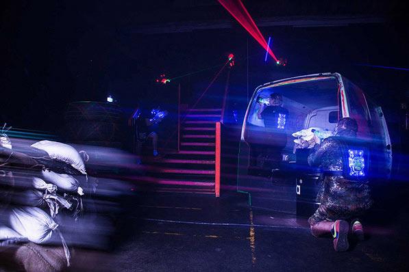Attraktionen Mainz-Unterkunft Lasertag Mainz