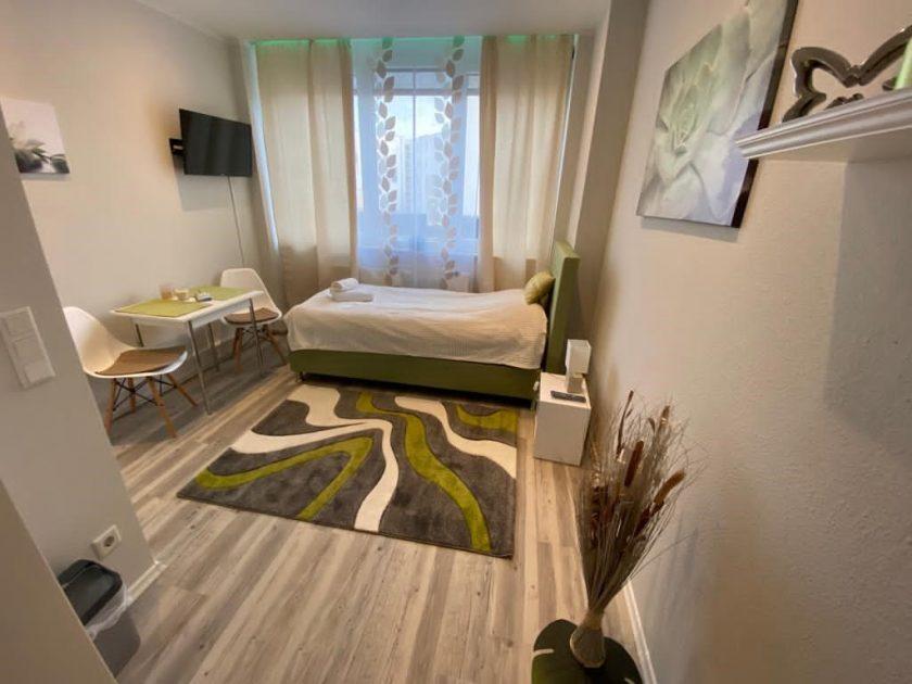 Steinhauer Apartment Rom 1